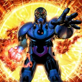 Darkseid is listed (or ranked) 1 on the list The Best Villains The Justice League Has Ever Faced