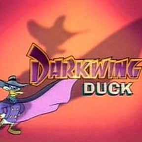 Darkwing Duck is listed (or ranked) 2 on the list The Best Disney Shows of the '90s