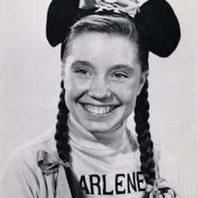 Darlene Gillespie is listed (or ranked) 14 on the list Mickey Mouse Club Cast List