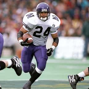 Darnell Autry is listed (or ranked) 15 on the list The Best College Running Backs of the 1990s