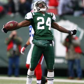 Darrelle Revis is listed (or ranked) 6 on the list The Best New York Jets of All Time