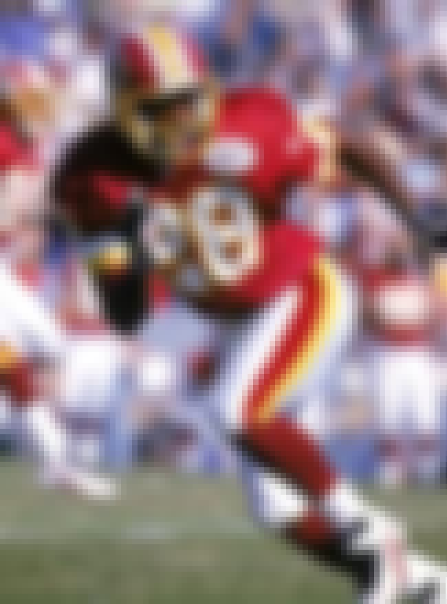 Darrell Green is listed (or ranked) 6 on the list The Top 10 Greatest Cornerbacks of All Time