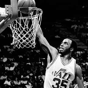 Darrell Griffith is listed (or ranked) 5 on the list The Best Utah Jazz of All Time
