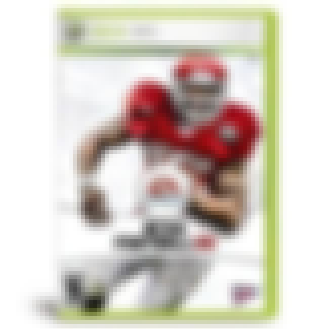 Darren McFadden is listed (or ranked) 9 on the list NCAA Football Cover Athletes