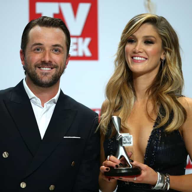 Darren McMullen is listed (or ranked) 3 on the list Delta Goodrem Loves and Hookups