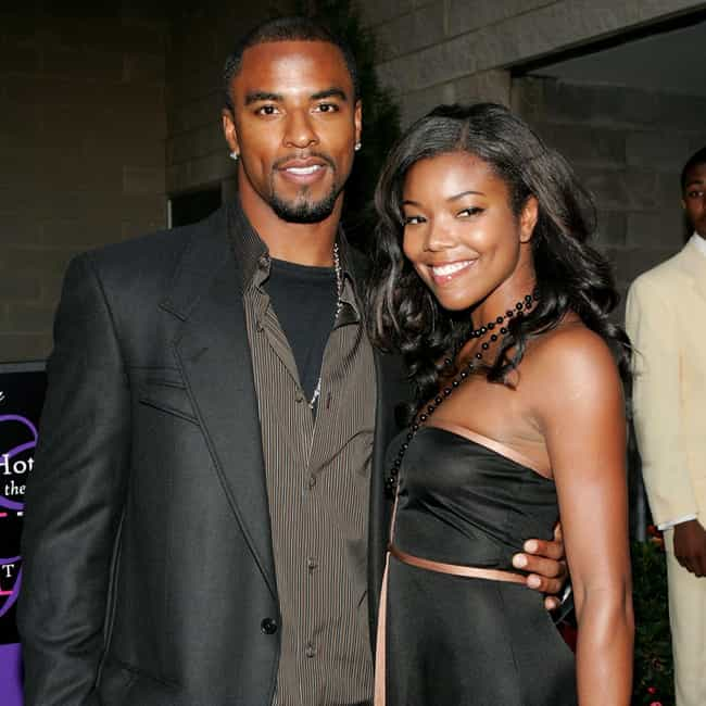 Darren Sharper is listed (or ranked) 3 on the list Gabrielle Union Loves and Hookups