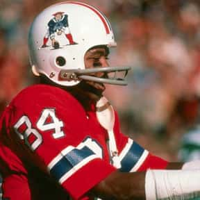 Darryl Stingley is listed (or ranked) 11 on the list The Best New England Patriots Wide Receivers of All Time
