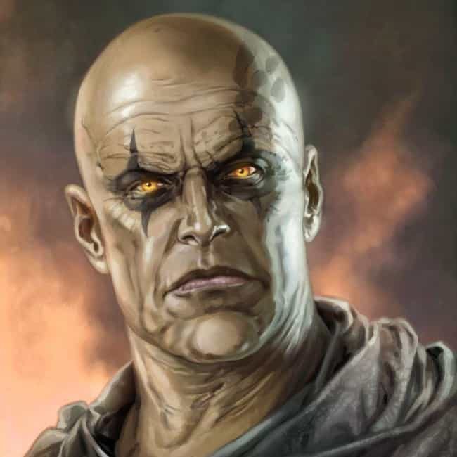 Darth Bane is listed (or ranked) 3 on the list The Best Sith In The 'Star Wars' Universe
