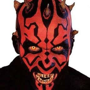 Darth Maul is listed (or ranked) 11 on the list Vader to Binks: Best to Worst Star Wars Characters