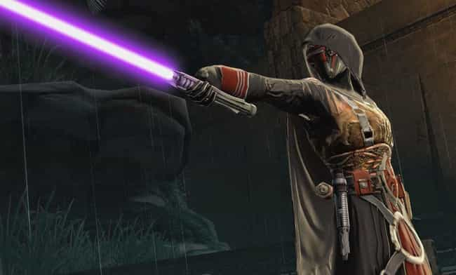 Revan is listed (or ranked) 1 on the list 20 Characters In The Star Wars EU Way Cooler Than Han Solo
