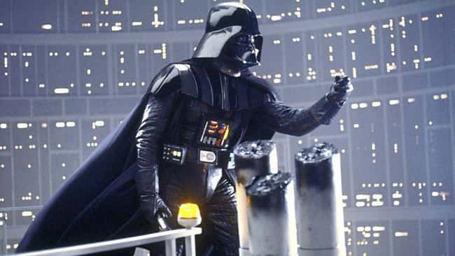 8. James Earl Jones was not credited as Darth Vader when Star Wars was released in 1977. It was his decision. Jones' name appeared in the credits of Return of the Jedi in 1983.