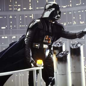 Darth Vader is listed (or ranked) 9 on the list Which Star Wars Characters Deserve Spinoff Movies?