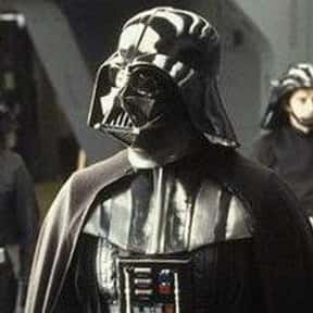 Darth Vader is listed (or ranked) 1 on the list The Greatest Movie Villains Of All Time