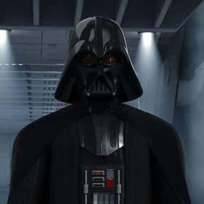Darth Vader is listed (or ranked) 1 on the list Vader to Binks: Best to Worst Star Wars Characters