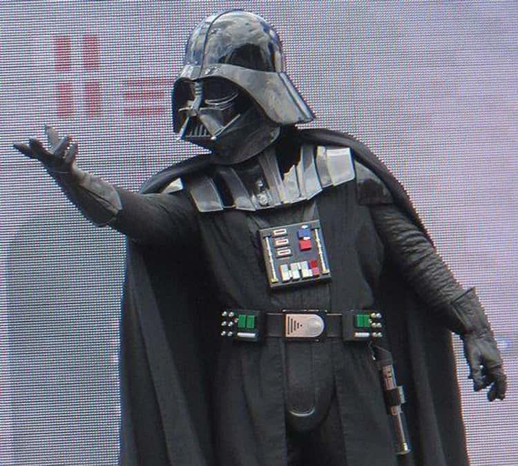 Darth Vader's Hood - Star Wars films