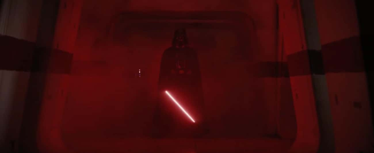 Darth Vader is listed (or ranked) 2 on the list Which Jedi Or Sith Would Win In An All-Out Battle?