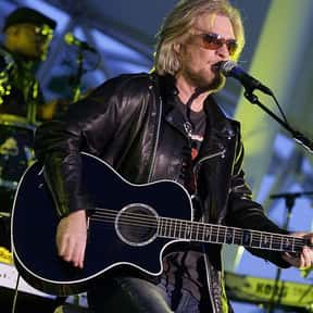 Daryl Hall is listed (or ranked) 9 on the list Famous People Whose Last Name Is Hall