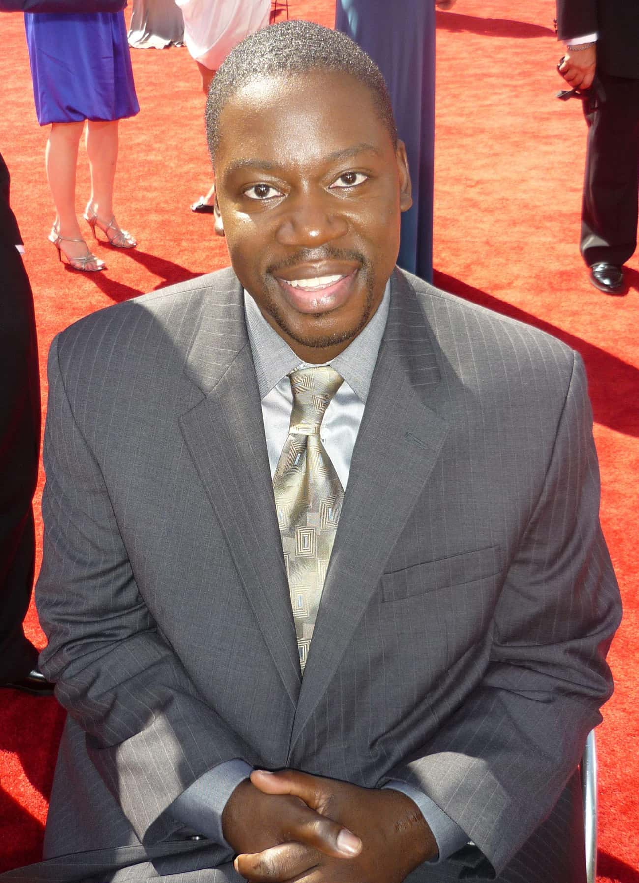 Daryl Mitchell is listed (or ranked) 4 on the list 6 Comedians Who Have Medical Issues