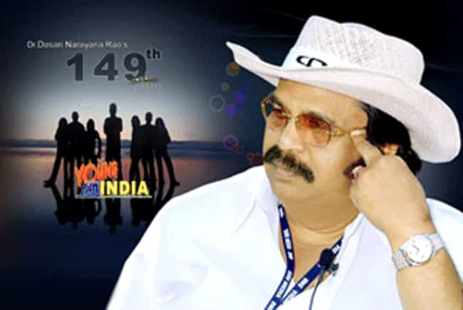 Dasari Narayana Rao is listed (or ranked) 3 on the list List of Famous Magazine Editors