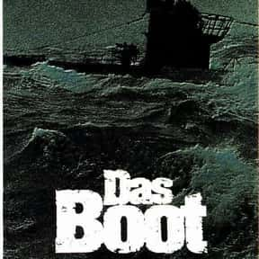 Das Boot is listed (or ranked) 1 on the list The Best Submarine Movies Of All Time