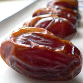 Date palm is listed (or ranked) 20 on the list The Best Tropical Fruits