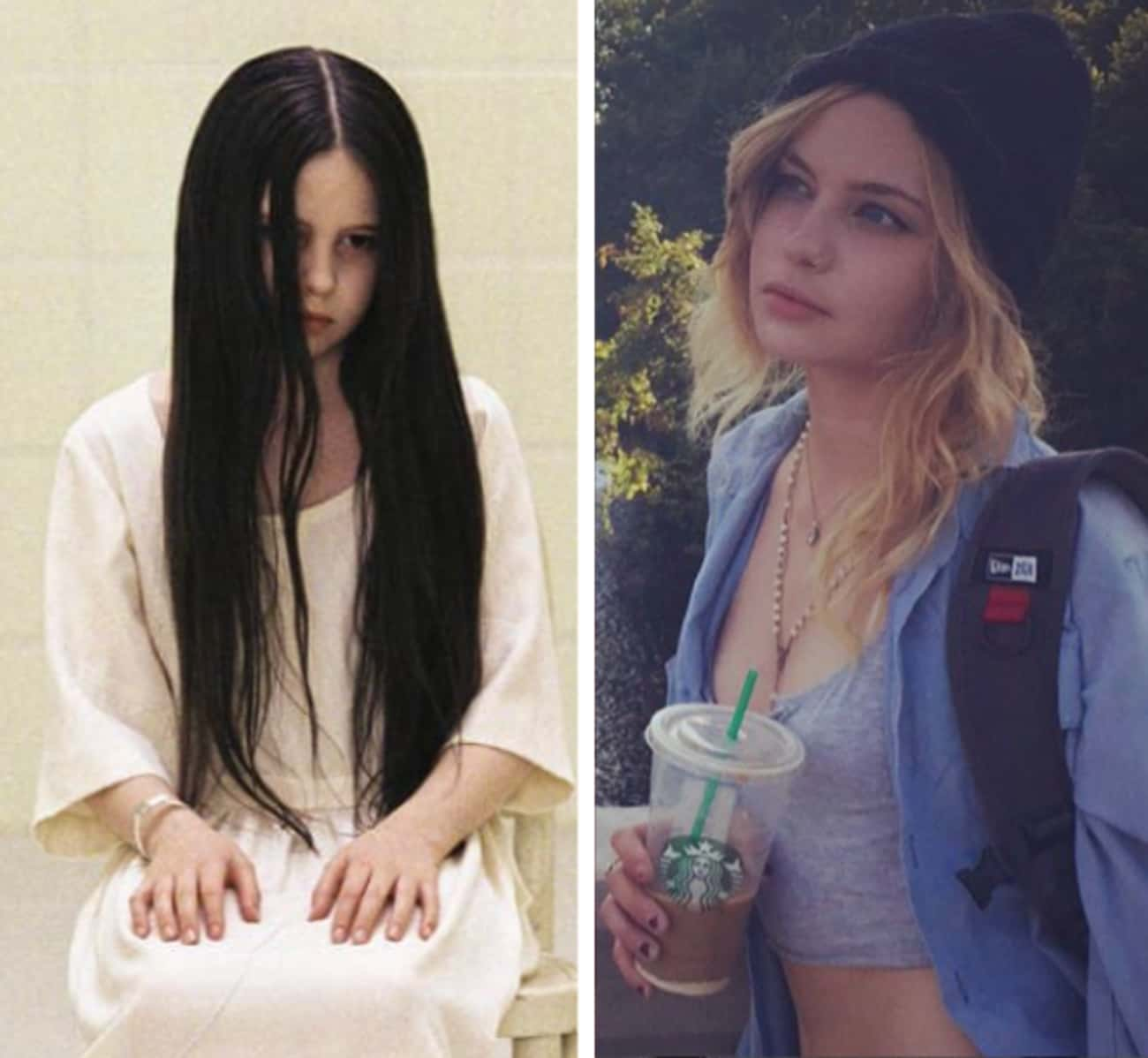 Daveigh Chase ('The Ring')