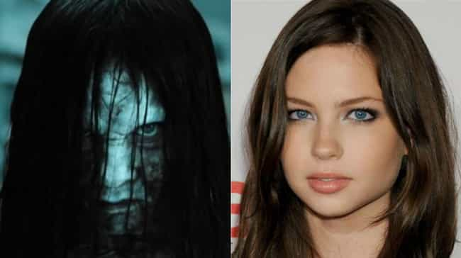 Daveigh Chase is listed (or ranked) 3 on the list You'll Never Watch Horror Movies The Same Way After Seeing These Iconic Villains Without Makeup