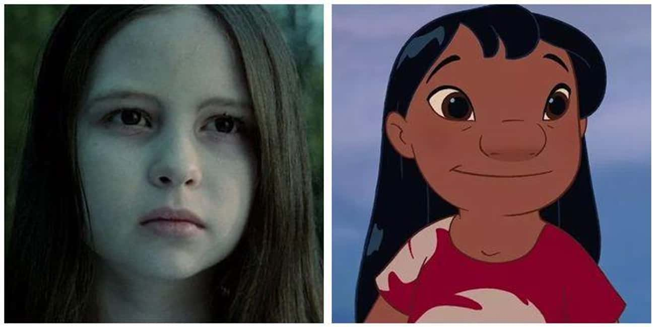 Daveigh Chase, The Girl From 'The Ring,' Played Lilo In 'Lilo & Stitch'