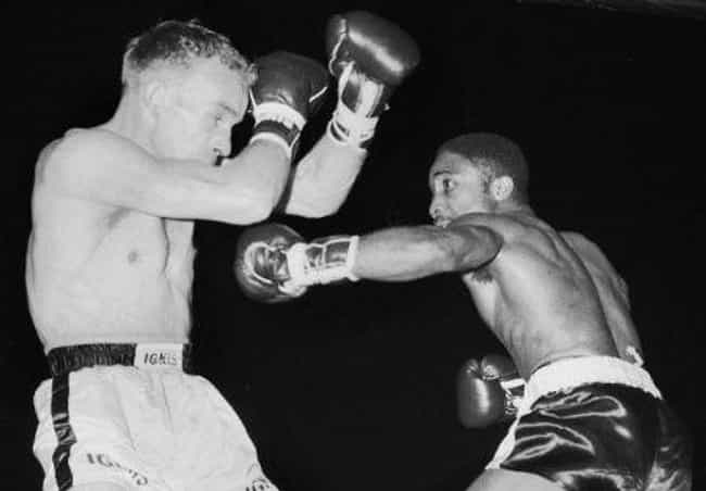 Davey Moore is listed (or ranked) 4 on the list Famous People Who Died While Boxing