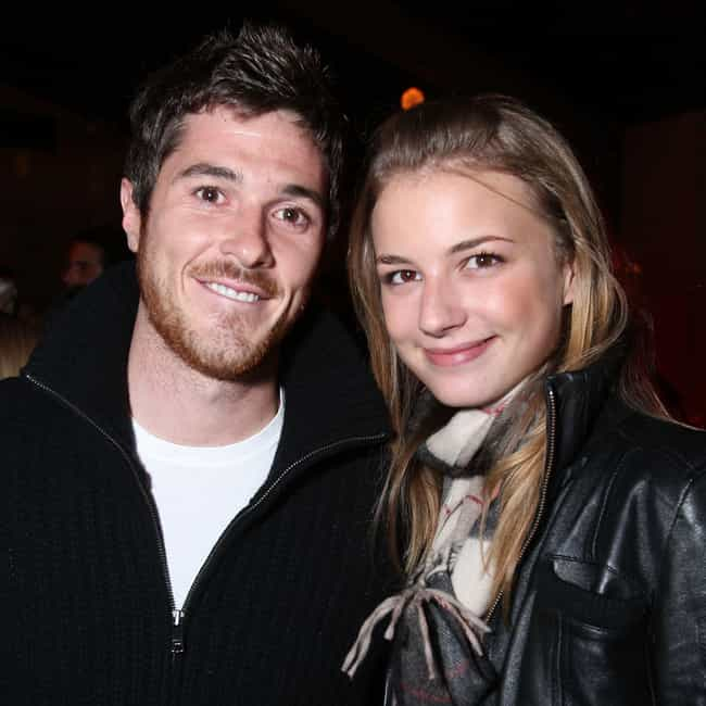 Dave Annable is listed (or ranked) 3 on the list Emily VanCamp Loves and Hookups