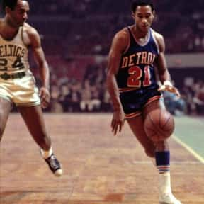 Dave Bing is listed (or ranked) 8 on the list The Best NBA Point Guards of the 1970s