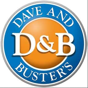 Dave & Buster's is listed (or ranked) 22 on the list The Best Family Restaurant Chains in America