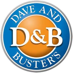 Dave & Buster's is listed (or ranked) 16 on the list The Best Bar & Grill Restaurant Chains