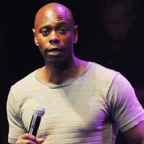 Dave Chappelle is listed (or ranked) 10 on the list The Most Original Comedians