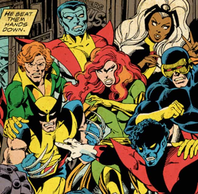Dave Cockrum is listed (or ranked) 4 on the list The Greatest X-Men Artists of All Time