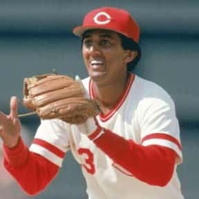 Dave Concepción is listed (or ranked) 8 on the list The Best Venezuelan MLB Players Of All Time