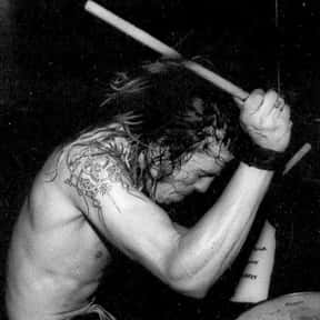 Dave Grohl is listed (or ranked) 3 on the list The Best Singing Drummers