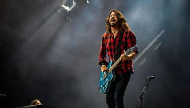 Dave Grohl Goes Out Of His Way To Serve His Community