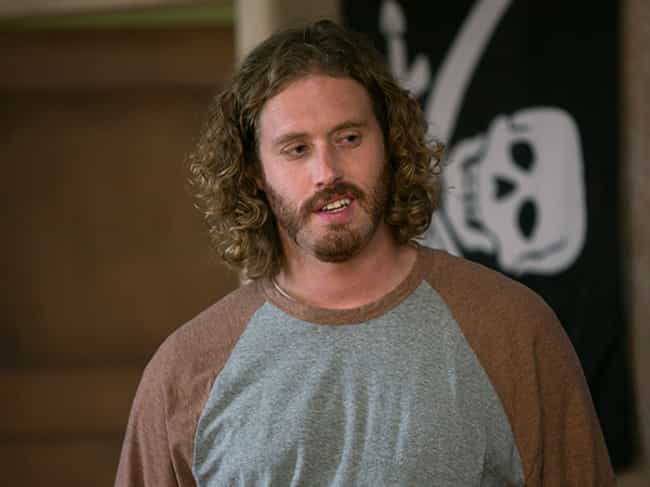Erlich Bachman is listed (or ranked) 2 on the list 30+ Popular TV Characters Who Were Suddenly Written Off The Show (And Why)