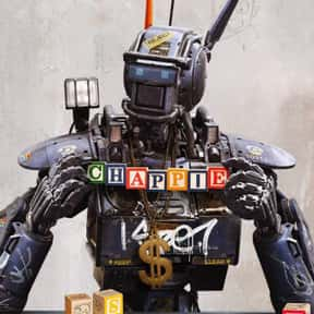 Chappie is listed (or ranked) 16 on the list The Cutest Robots In Movies And TV, Ranked