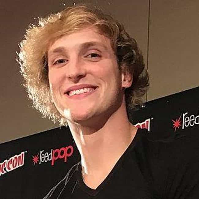 Logan Paul is listed (or ranked) 2 on the list Celebrities Born On April Fools' Day