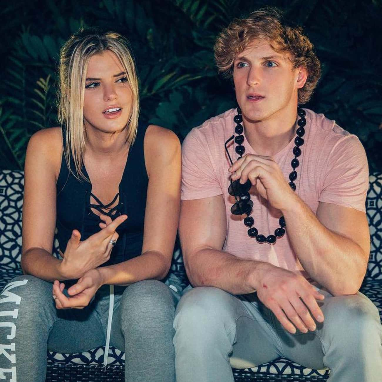 Logan Paul is listed (or ranked) 2 on the list Alissa Violet Loves and Hookups