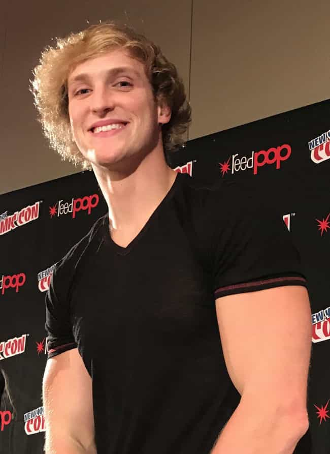 Logan Paul is listed (or ranked) 1 on the list The Absolute Worst Apologies Of All Time
