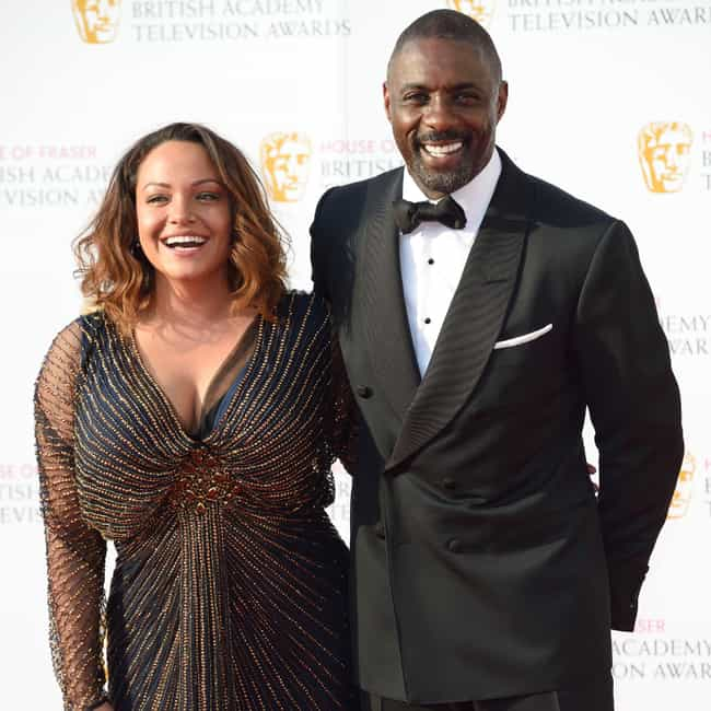 Naiyana Garth is listed (or ranked) 4 on the list Idris Elba Loves and Hookups