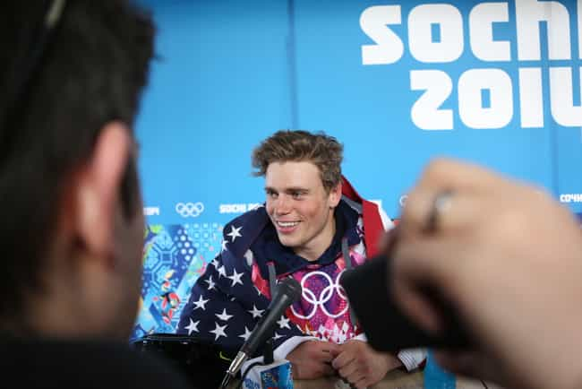 Gus Kenworthy is listed (or ranked) 1 on the list Athletes Who Are Gay