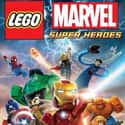 Lego Marvel Super Heroes is listed (or ranked) 9 on the list The Best PlayStation 4 Superhero Games