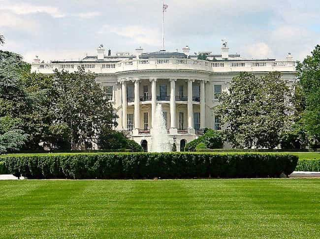 The White House is listed (or ranked) 4 on the list Places That Are Surprisingly Easy to Sneak Into