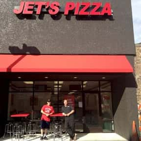 Jet's Pizza is listed (or ranked) 15 on the list The Best Pizza Places
