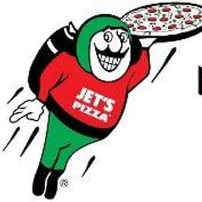 Jet's Pizza is listed (or ranked) 9 on the list The Greatest Pizza Delivery Chains In The World
