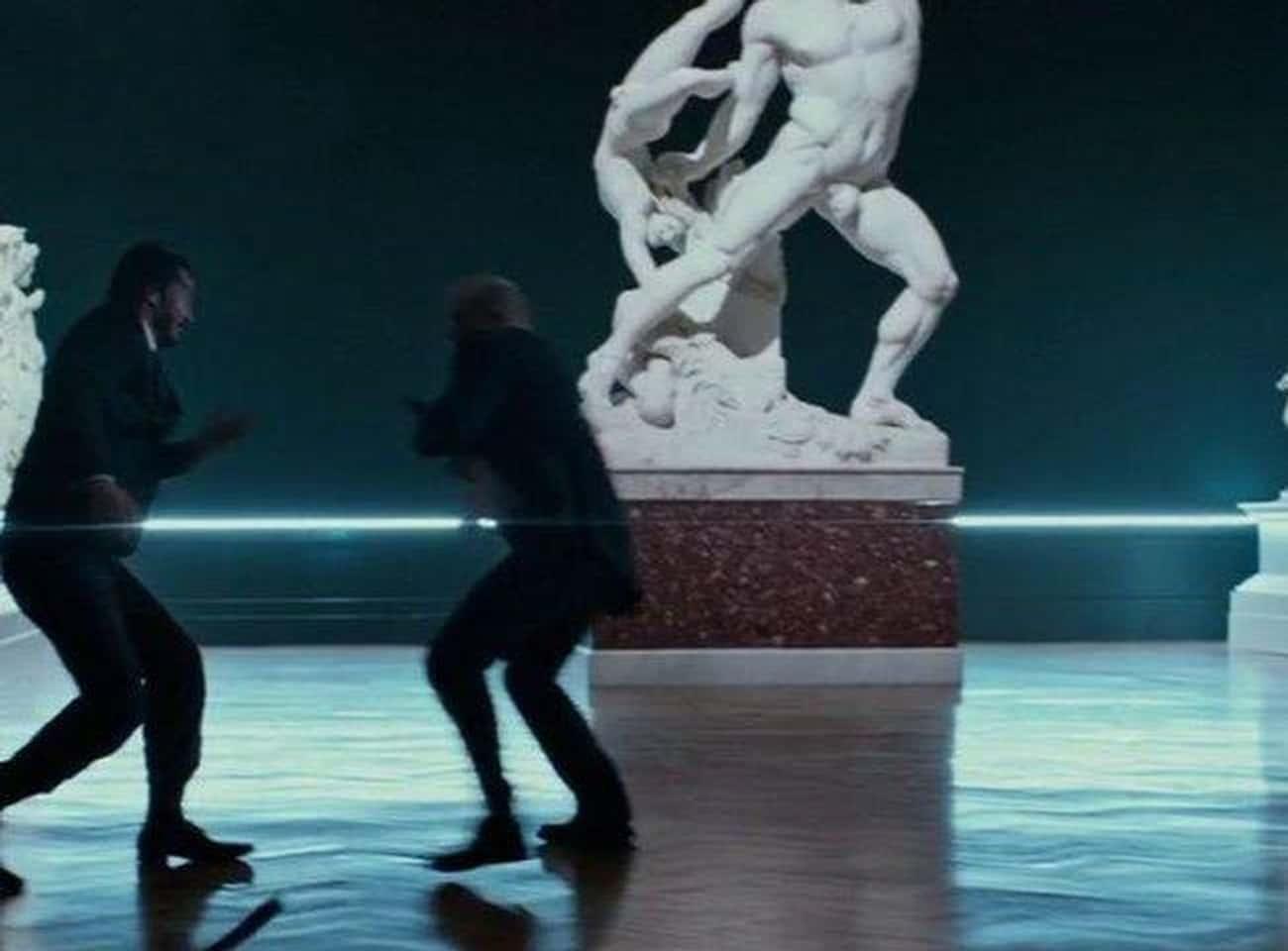 John Wick's Journey Mirrors The Legend Of Hercules